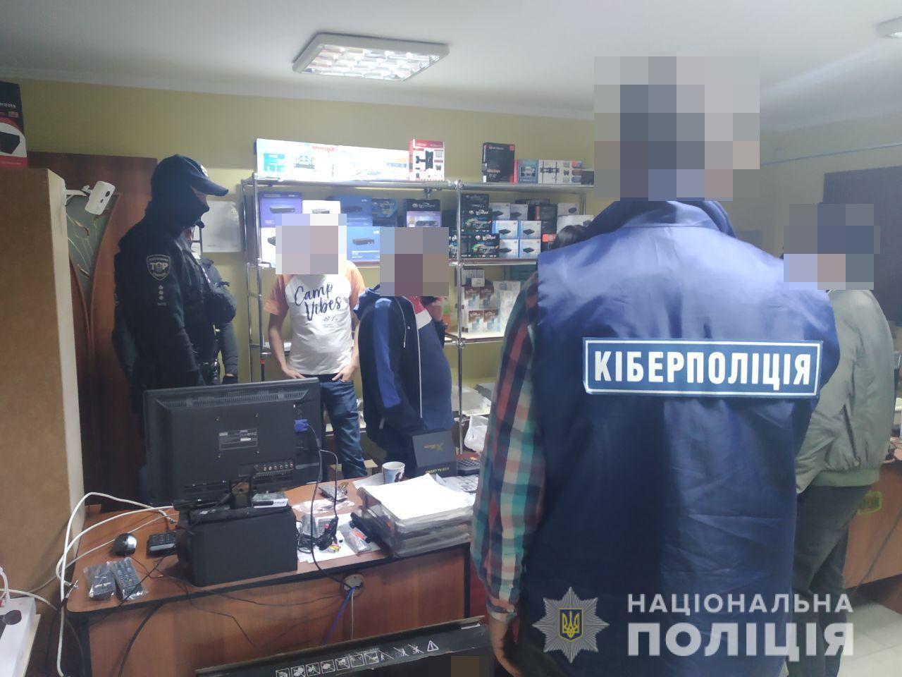 Волинянину, який нелегально підключав населенню українські телеканали, загрожує до шести років позбавлення волі