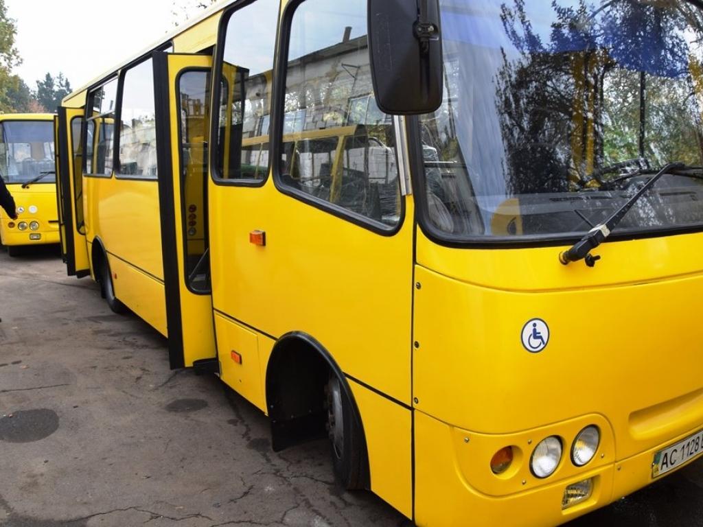На маршруті № 26 у Луцьку збільшать кількість автобусів