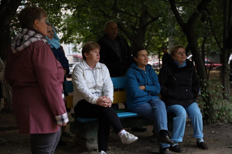 У багатоповерхівках на вулиці Кравчука у Луцьку встановлюватимуть ІТП