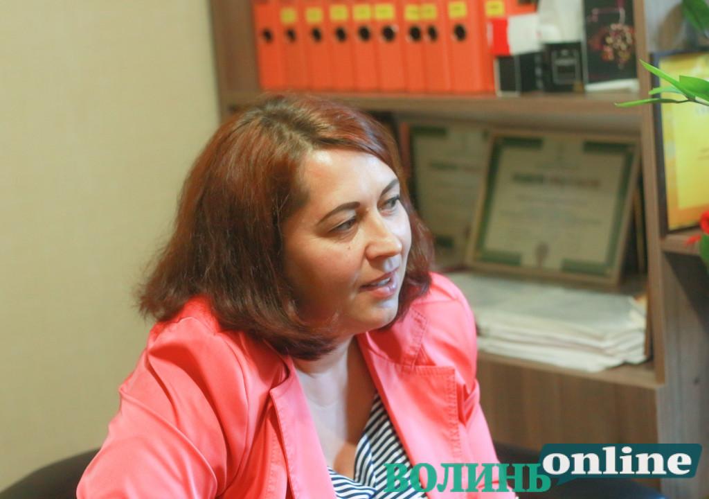 #БізнеСильні: Оксана Шнайдер з Маневиччини відкрила кабінет психологічної підтримки, де провадить приватну психологічну практику