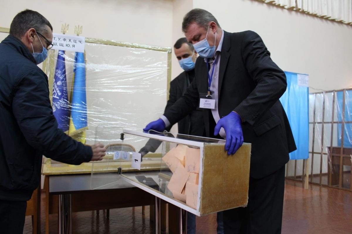 У Луцькому НТУ відбулися вибори ректора