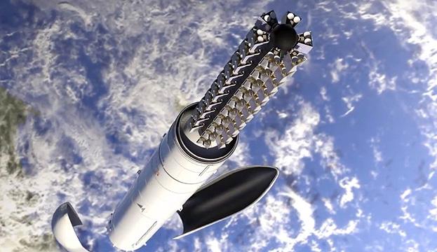 «SpaceX» запустила 14-у місію супутників «Starlink»