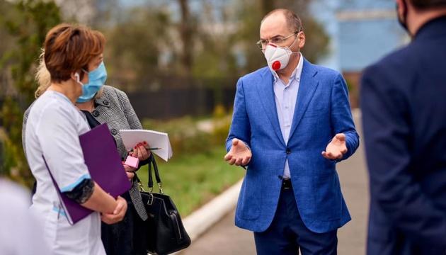Степанов закликає Раду ухвалити законопроєкт про штрафи за ігнорування масок