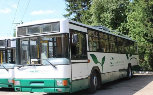 У Луцьку змінять рух тролейбусного маршруту
