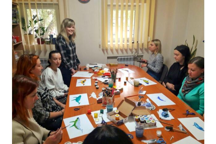 У Луцьку стартував соціальний проект для мам, які виховують дітей з інвалідністю