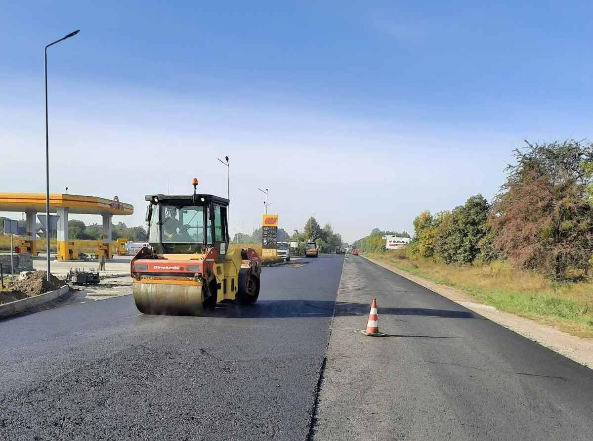 Дорогу державного значення на Волині ремонтуватимуть за понад 120 мільйонів