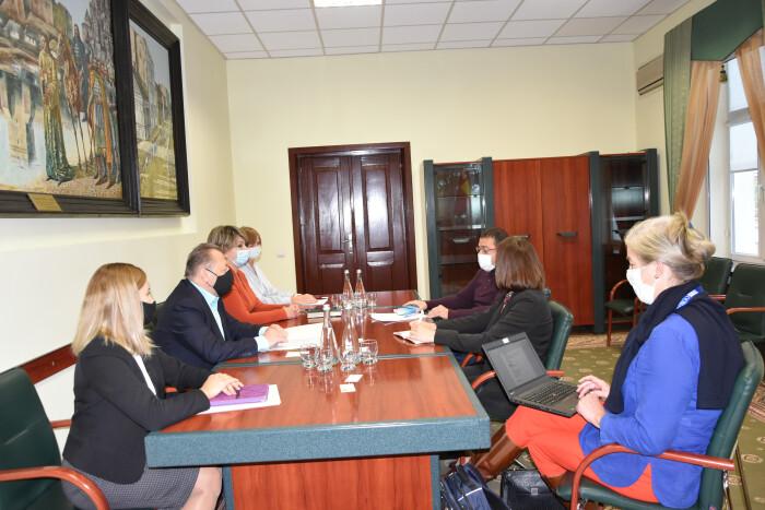 Луцьк відвідали представники місії ОБСЄ зі спостереження за місцевими виборами в Україні