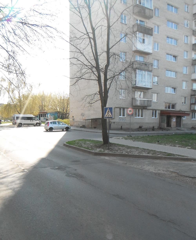 На вулиці Ветеранів у Луцьку просять облаштувати перехід