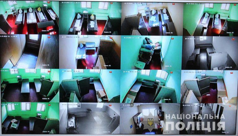 У Нововолинському відділенні поліції запрацює система «Custody Records»