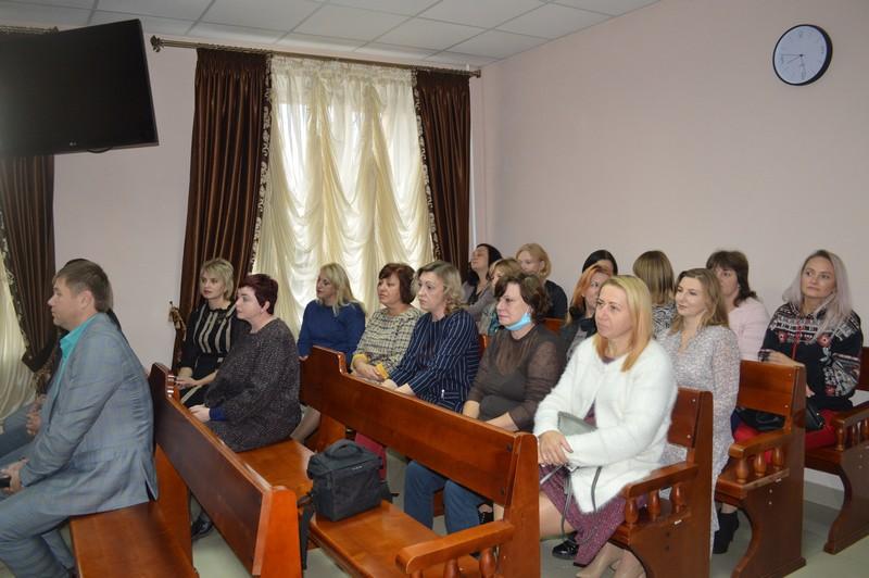 Працівників Ковельського міськрайонного суду відзначили почесними грамотами
