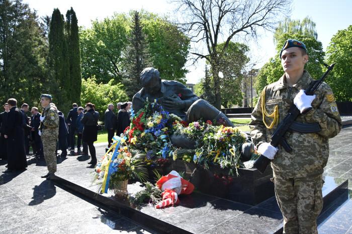 Як у Луцьку вшановуватимуть пам'ять жертв Другої світової війни