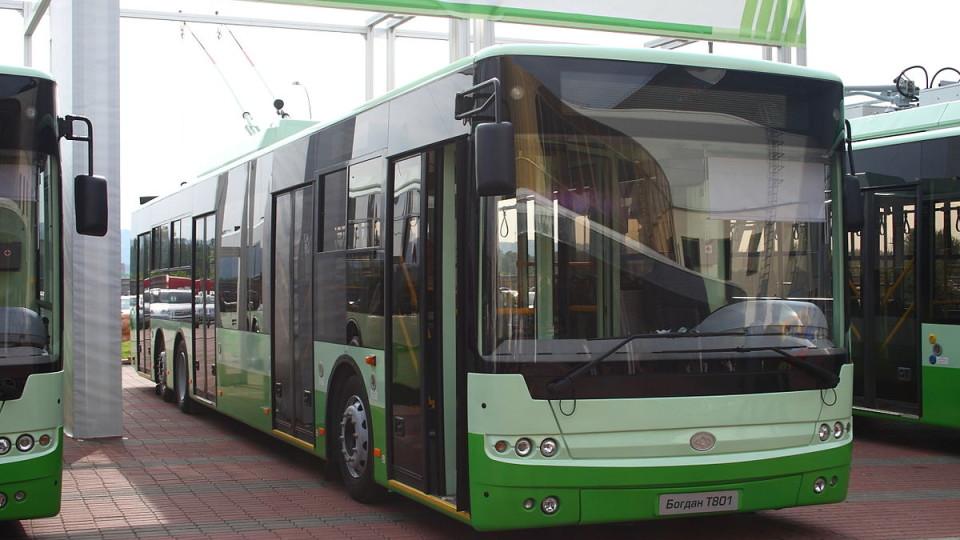 У Луцьку змінили назву тролейбусного маршруту
