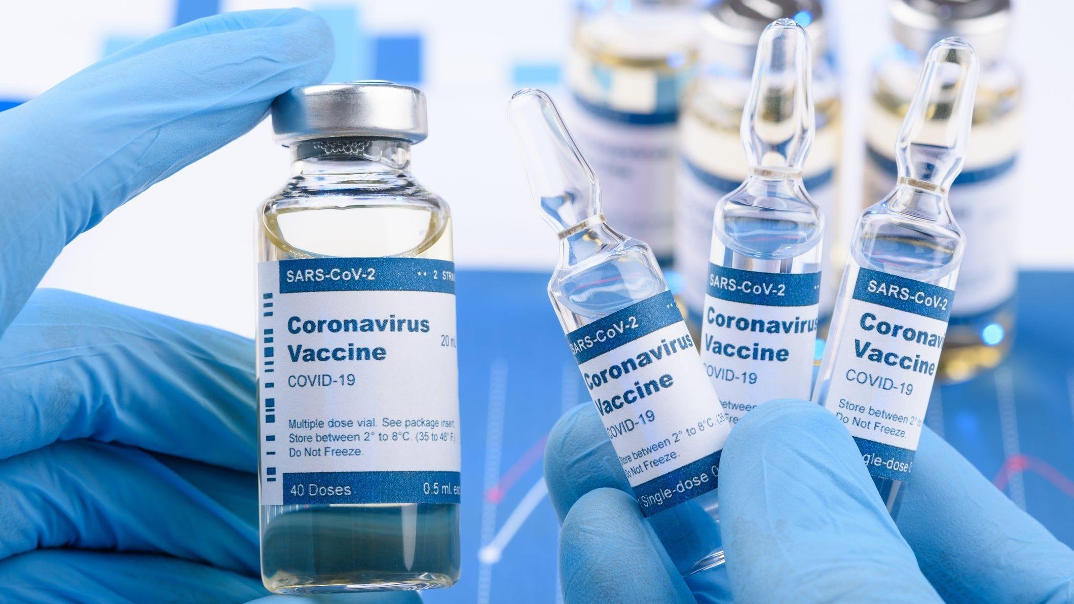 У Німеччині назвали заплановані терміни початку вакцинації від коронавірусу