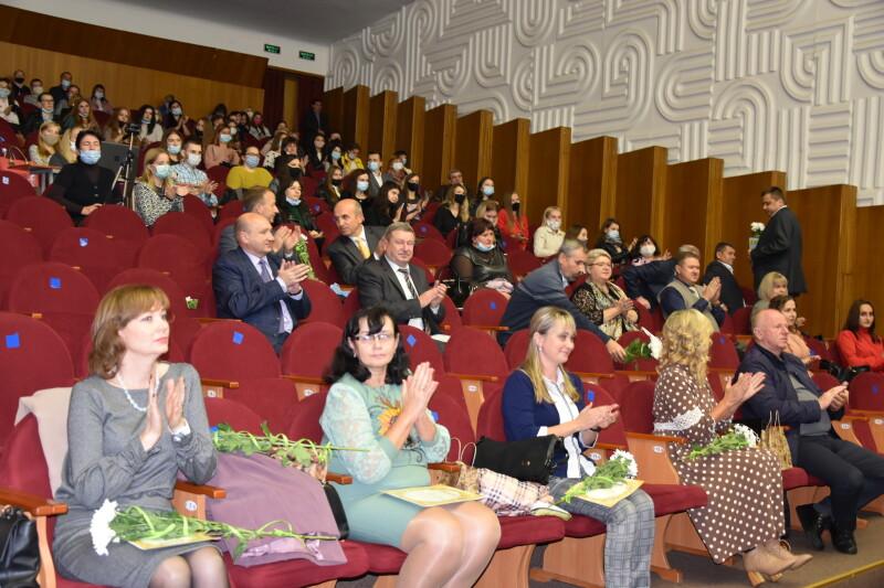 У Луцьку привітали молодих педагогів
