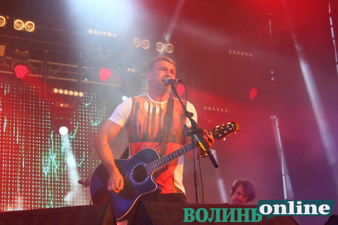 У Луцьку з акустичним концертом виступить Арсен Мірзоян
