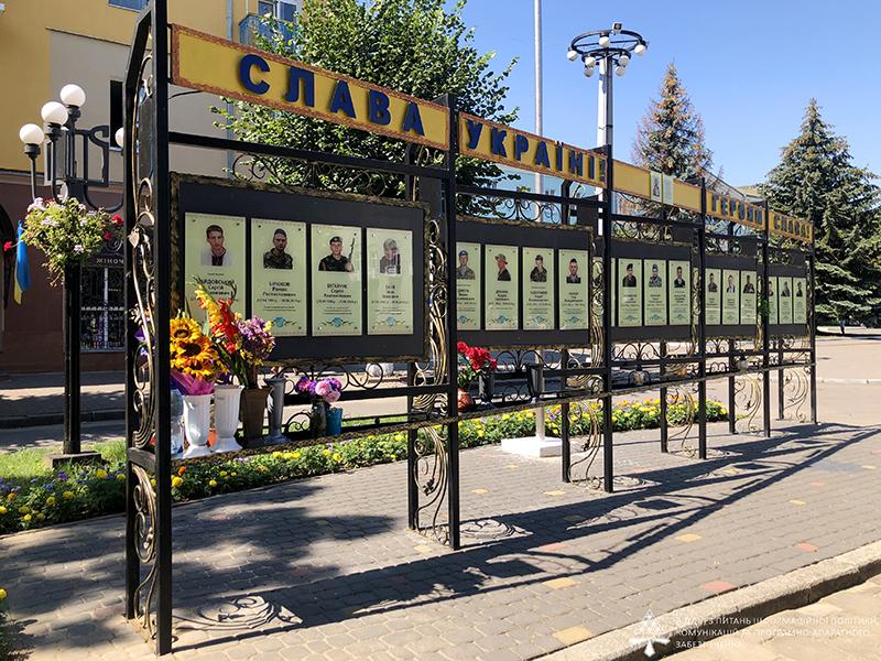 У місті на Волині вшановуватимуть борців за волю України