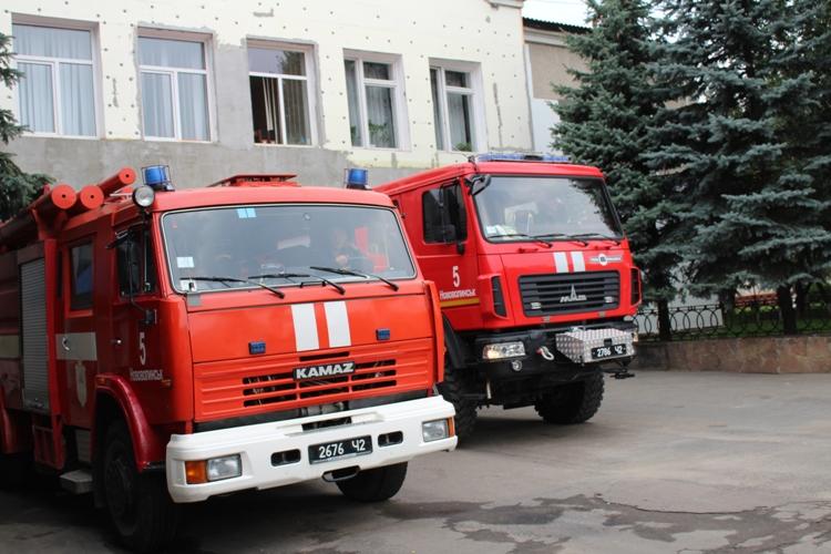 У Нововолинську утворили територіальні формування цивільного захисту