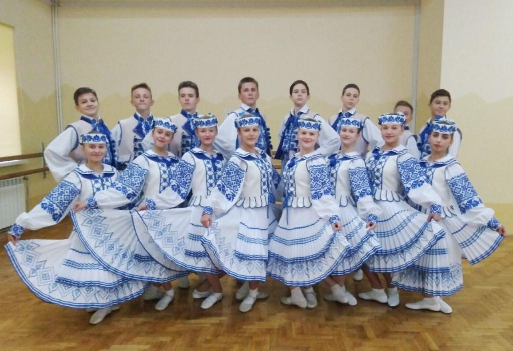 Волинський ансамбль здобув гран-прі всеукраїнського хореографічного конкурсу