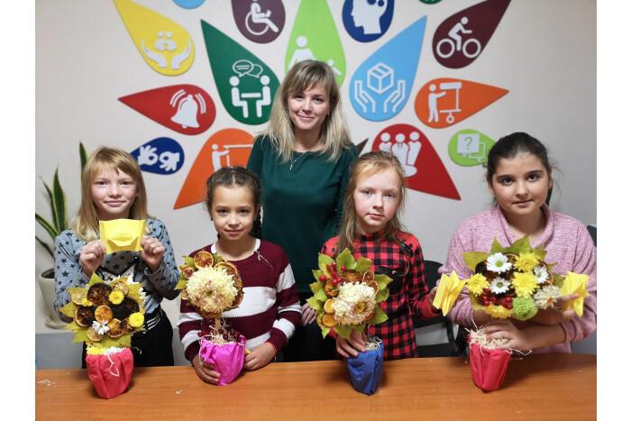 У Луцьку організували психологічний тренінг для дітей «Я керую своїми емоціями»