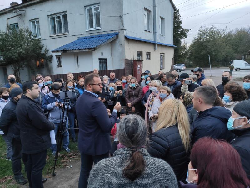 У Луцьку обговорили зміни до генплану у межах вулиць Львівської та Потебні