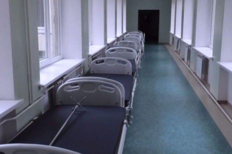 У Луцькраді переконують, що інфекційний шпиталь на базі пологового будинку не несе загрози вагітним та породіллям