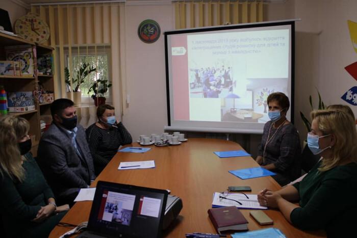 У Луцьку презентували соціальний проект