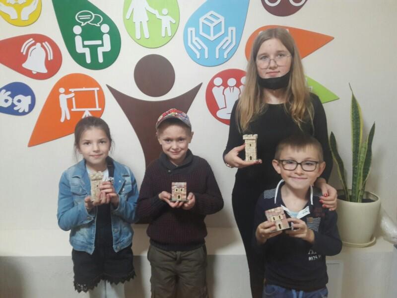 У Луцьку організували майстер-клас для особливих дітей