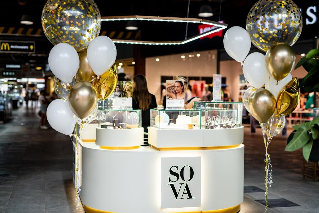 Ювелірний бренд «SOVA» тепер і в Луцьку!*