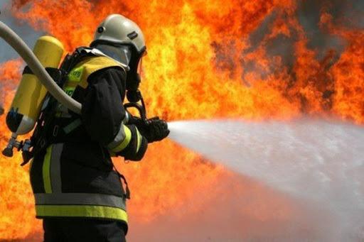 На Волині врятували від пожежі житловий будинок