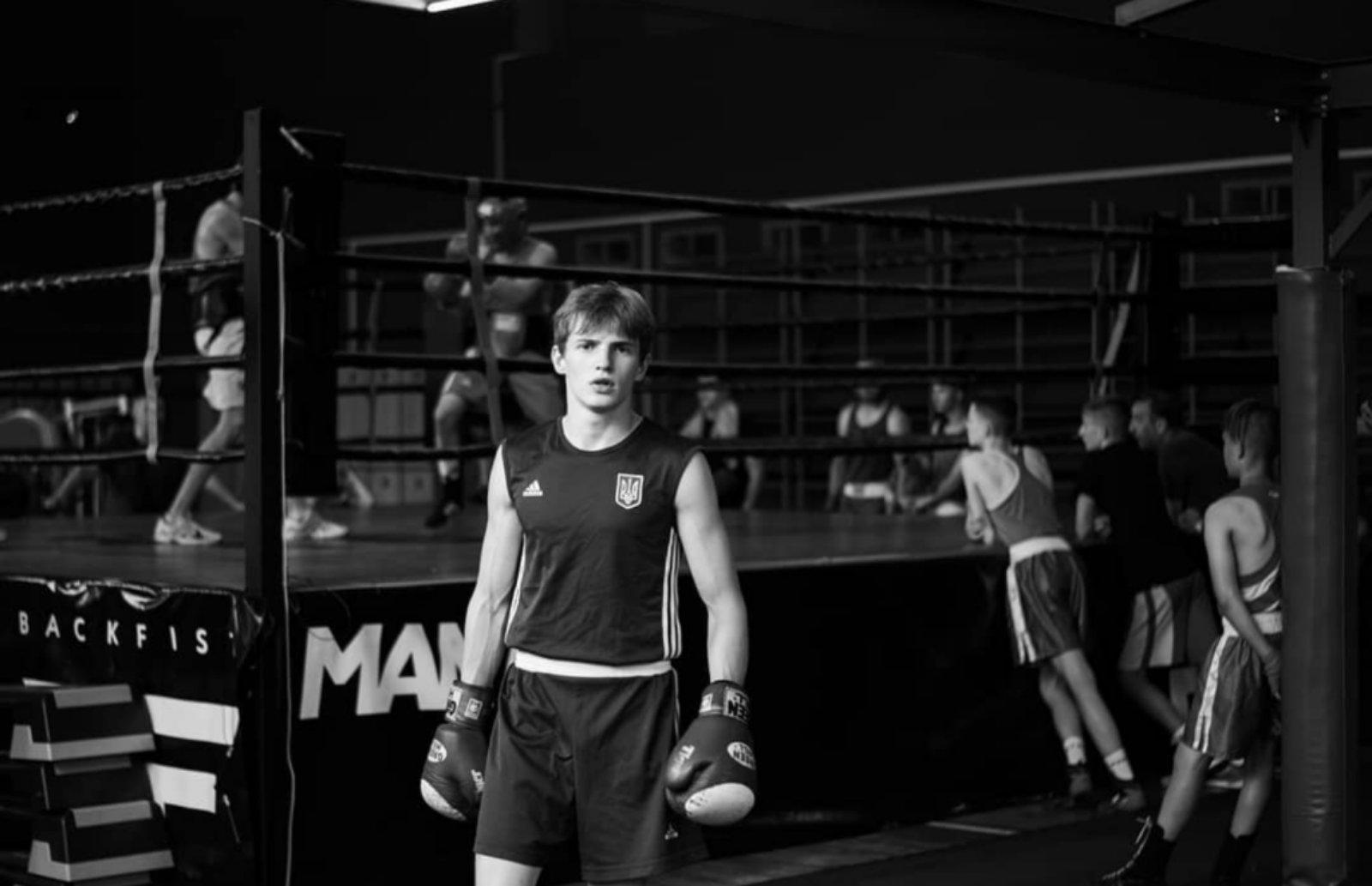 Волинський боксер здобув бронзову медаль на чемпіонаті України