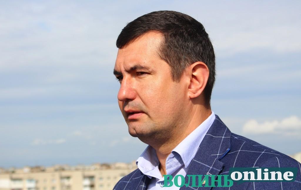 Григорія Недопада звільнять з посади першого заступника Луцького міського голови