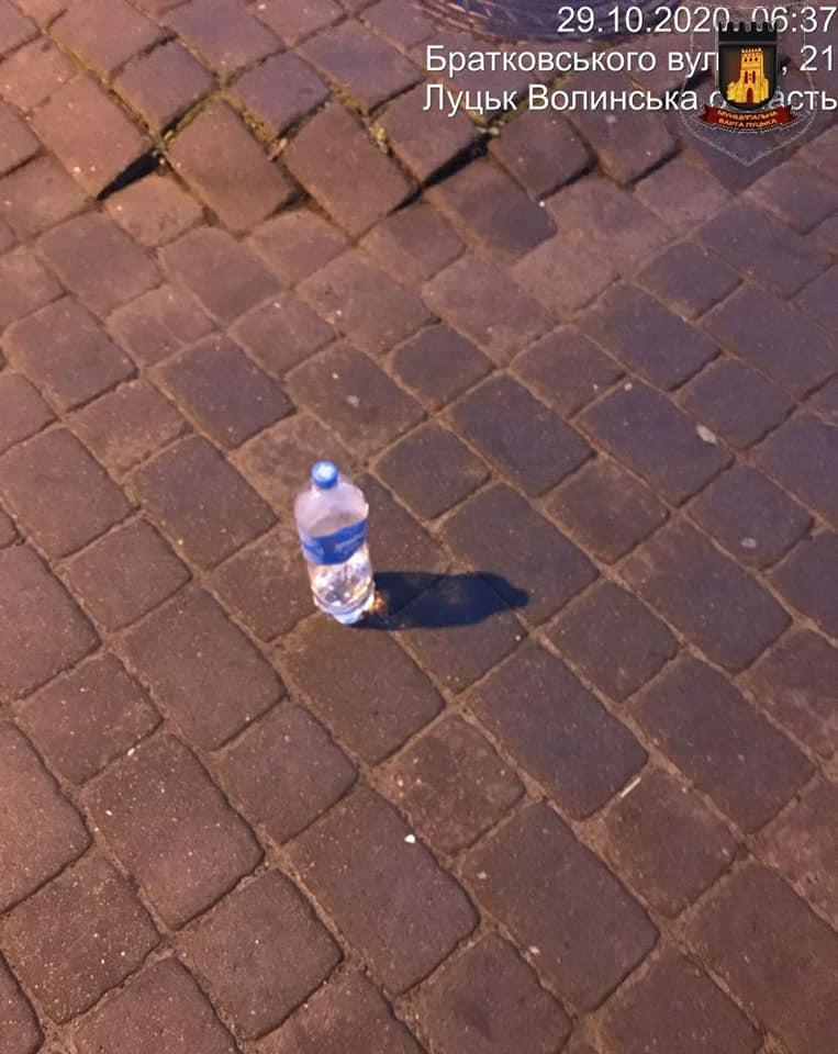 У Старому місті Луцька продавали сурогатний алкоголь