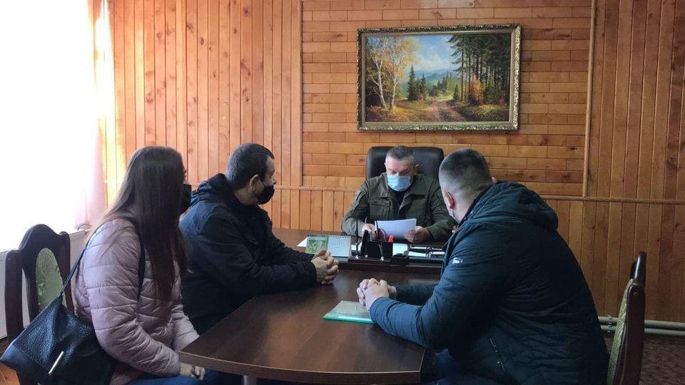 Екоінспектори перевірять п'ять лісгоспів на Волині