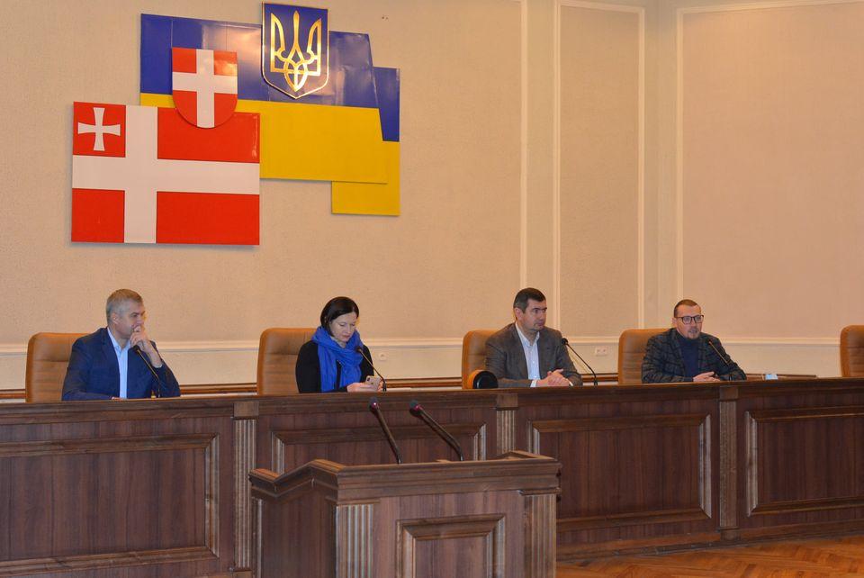 Голова Волиньради ініціюватиме створення координаційної ради органів місцевого самоврядування