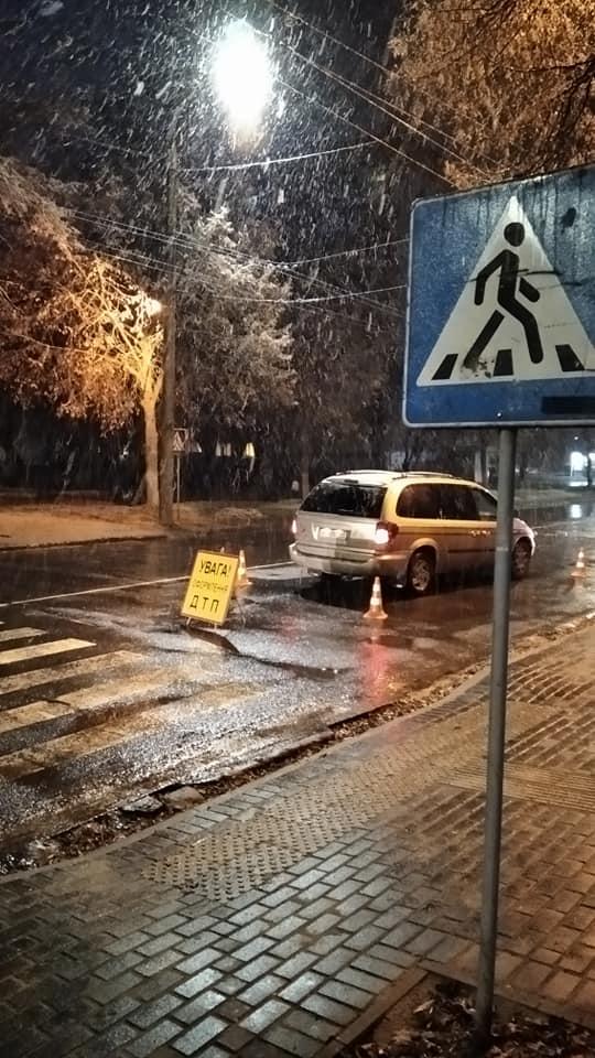 У Луцьку шукають свідків ДТП, у якій наїхали на дитину на пішохідному переході