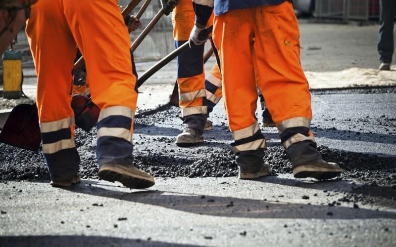 На поточний ремонт вулиць Луцька витратять два мільйони