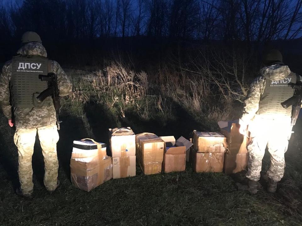 Із Росії намагалися переправити в Україну контрабандні COVID-тести