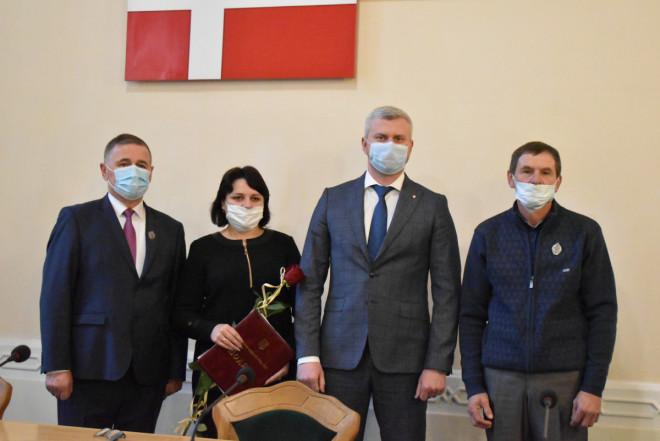 Волиняни отримали державні нагороди з нагоди Дня працівника сільського господарства