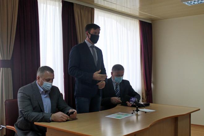 Міністр зустрівся з представниками громади на Волині
