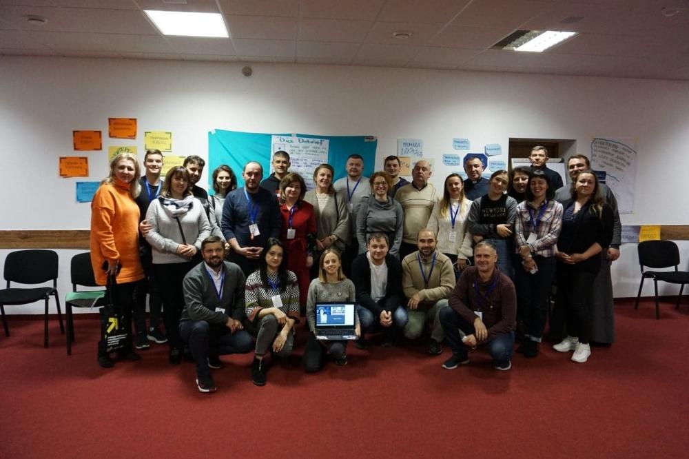 Релігійна громада з Волині бере участь у конкурсі соціальних інновацій
