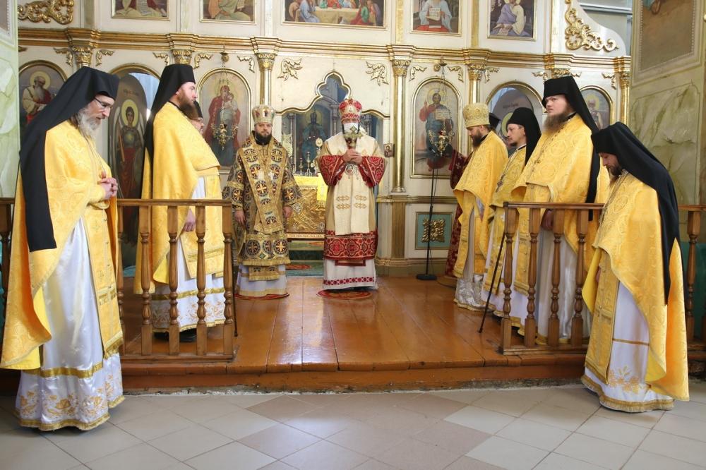 На Волині засідала синодальна комісія у справах монастирів