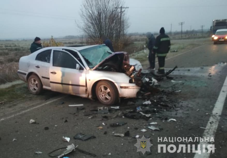 Поліція з'ясовує обставини летальної ДТП на Ратнівщині
