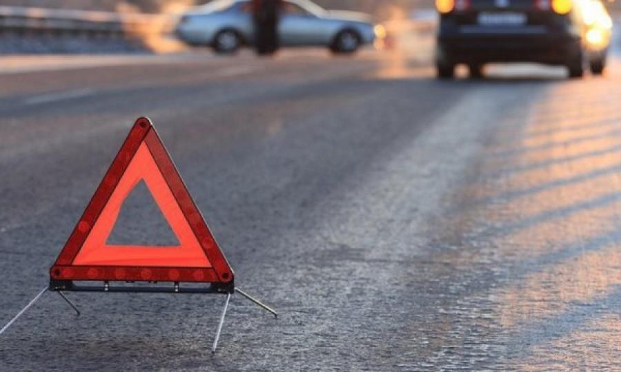 Внаслідок ДТП на Волині постраждали мотоцикліст та пішохід