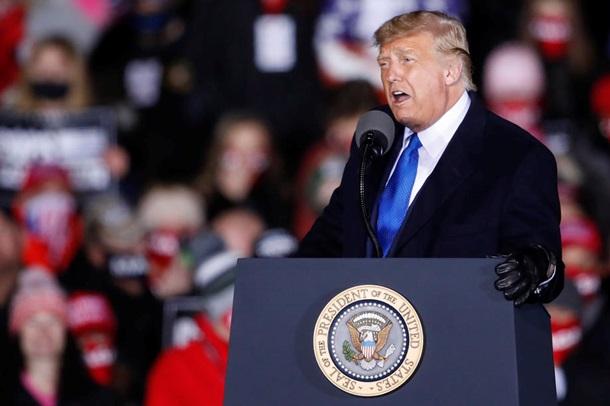 Кампанія Трампа подала запит на перерахунок бюлетенів у двох округах штату Вісконсін