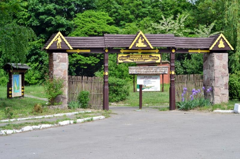 Музей-скансен у Рокинях пропонують фінансувати з бюджету Луцька