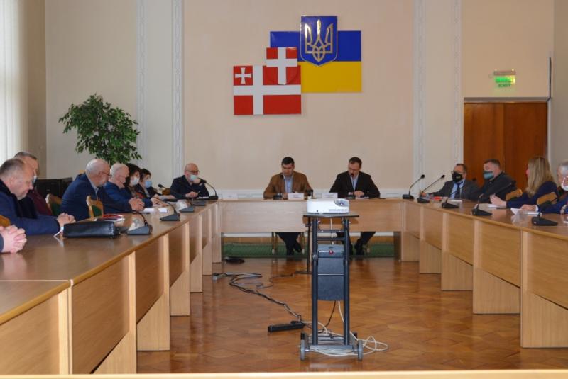 У бюджетній комісії Волиньради вирішили кадрові питання