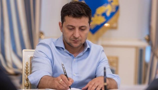 Зеленський звільнив голів трьох ОДА