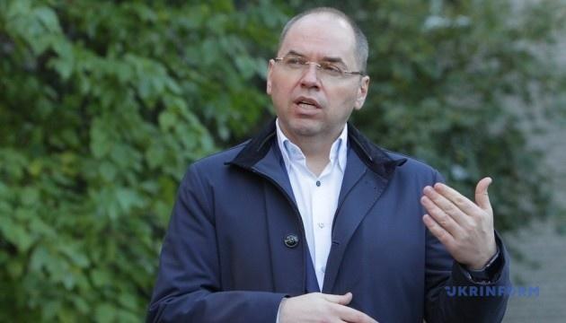 Степанов заявив, що карантин вихідного дня зупинить ураганні темпи поширення COVID-19