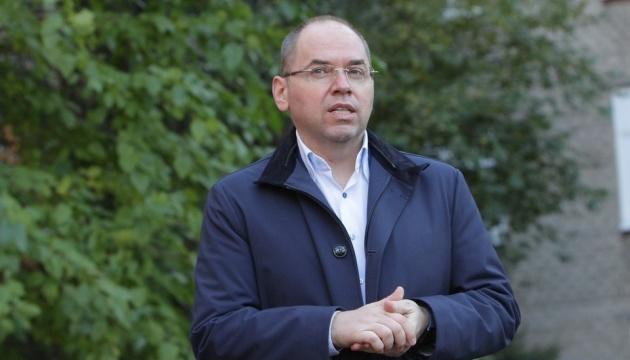Степанов заявив, що на тижні побачимо, чи вдалося зупинити «ураганну динаміку COVID-19»