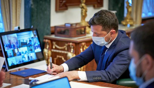 Зеленський пропонує відкласти на рік обов'язкове застосування касових апаратів